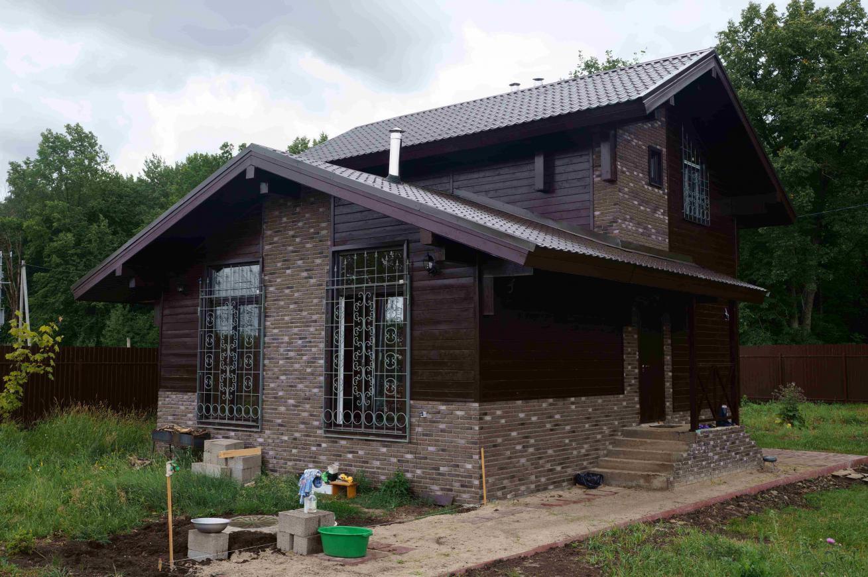 каркасный дом в казани