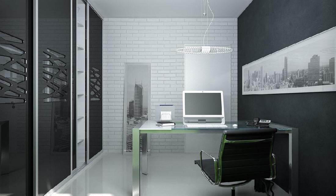 рабочая комната в доме